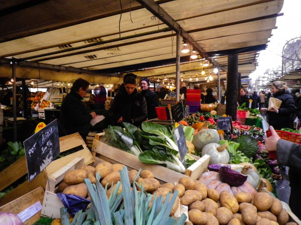 Discover some wonderful Parisian markets during your stay